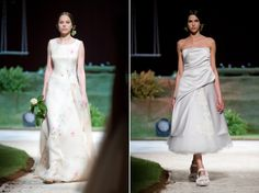 Wedding dresses from the Parade collection, by David Fielden  | Love My Dress® UK Wedding Blog