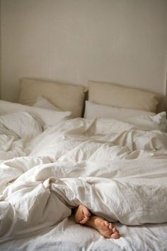 Nothing is better than a billowy duvet to bury yourself under.