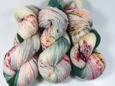 A personal favorite from my Etsy shop https://www.etsy.com/listing/488067441/hand-dyed-yarn-ultra-soft-merino