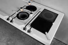 Product Tank - Kitchen by Product Tank, via Behance - awesome!