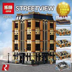 (249.00$)  Watch here  - IN STOCK Free Shipping F2017 New Lepin 15016 7968pcs MOC Creative The Apple University Set Building Blocks Bricks  Toys