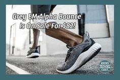dceb9b12649f adidas Running unveiled the AlphaBOUNCE at the halfway point of 2016 using  its EVA foam based BOUNCE cushion system. Now just months latter