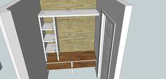 Fare piani di lavorazione del legno con Sketchup