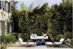 Beautiful relaxing area