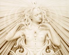 The Song of Sophia by Artist-Andrew Gonzalez creates amazing transfiguration, esoteric and visionary work. All work is pinned directly from the artist website. Art Visionnaire, Critique D'art, Esoteric Art, Modelos 3d, Realistic Drawings, Visionary Art, Divine Feminine, Gods And Goddesses, Art Nouveau