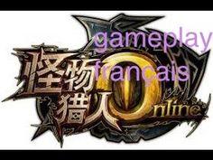Monster Hunter online gameplay français