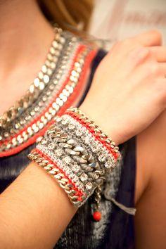 #DIY #necklace & #bracelet