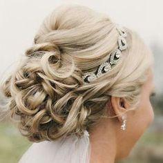 Wedding - White Hair