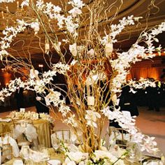 Wedding Centerpieces Branches - The Wedding Specialists