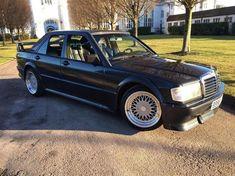 Classic 1984 B MERCEDES-BENZ 190 2.3 16V COSWORTH LHD E... for sale - Classic & Sports Car (Ref Buckinghamshire)