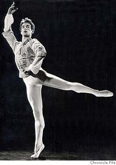 Rudolph Nureyev.  Born March 13, 1938 on a Trans-Siberian train near the city of Irkutsk Oblast, RUSSIA, one of the largest cities in Siberia.  Was once rejected to the Bolshoi but eventually worked with the Kirov Ballet.  Defected to France in 1961 despite the KGBs efforts to stop him.  He was one of the most respected and celebrated dancers of the 20th century.  He is missed.