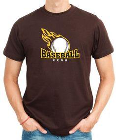 Baseball Peru T-Shirt