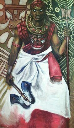Aalafin Shango by Stephen Beautiful!!! ›