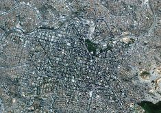 Belo Horizonte, Brazil: One of Brazil's largest cities, Belo Horizonte is located on a number of hills and boasts some of the country's finest modern and historic architecture Satelite Image, Brazil Cities, Places Around The World, Around The Worlds, Urban Design Plan, Historical Architecture, Weird And Wonderful, Urban Planning, Capital City