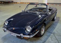 #Fiat 850 Spider #italiandesign