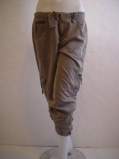 Marrakech womens cargo crop pants $93.00