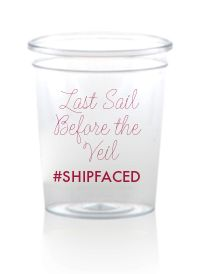 Don't get too ship-faced with this customizable shot glass! Make your own: http://www.foryourparty.com/products/editor/8755