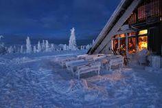 Krkonoše v zimě - Kiosek