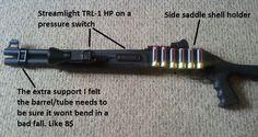 Mossberg 930 SPX Tactical Shotgun