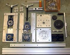 Large format Woodblock Printing Press