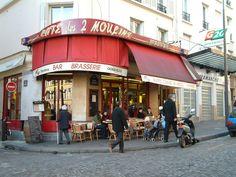 Le Deux Moulins (Amelia's Cafe) Paris