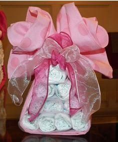 Diaper stork bag