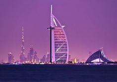 Burj Al Arab - by Martin Currie