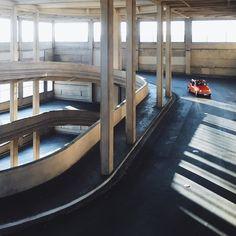le circuit sur le toit de l 39 usine fiat lingotto turin design pinterest turin automobile. Black Bedroom Furniture Sets. Home Design Ideas