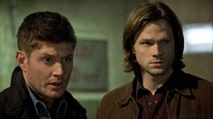 Dean Winchester (left, played by Jensen Ackles) and his brother Sam (Jared Padalecki) battle evil beings on CW's Supernatural. The brothers may be easy on the eyes, but sex appeal alone doesn't explain Supernatural's passionate fan base.
