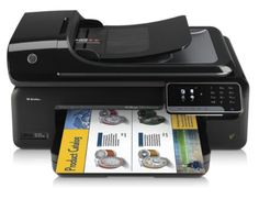 HP Officejet 7500A A3 e-All-in-One Web Enabled Printer (Print, Scan, Copy, Fax, Wireless, e-Print)