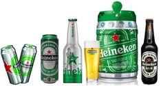 5 dòng bia Heineken Hà Lan
