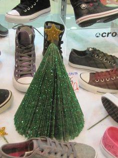 Christmas tree #handmade #diy #xmas Handmade Christmas, Christmas Tree, Xmas Decorations, Decoupage, Sneakers, Diy, Teal Christmas Tree, Tennis, Slippers