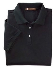 Harriton M265W Ladies Easy Blend Polo >>> Click image for more details.