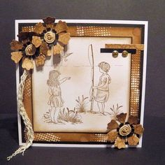Country View Crafts' Projects: Hey, look! - Chris