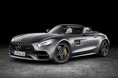 Böser Blick! Mercedes-AMG GT C Roadster: 557 PS