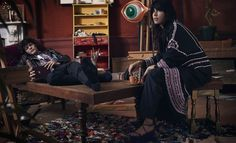 ELLE Editorial: Artists in Residence