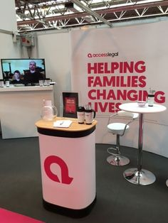 Access Legal team exhibit at the UK's largest disability, rehabilitation and homecare event, Naidex 2016