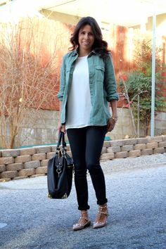 Life, Love and the Pursuit of Shoes: The New Chambray Just like the one in my closet