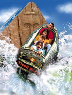 Family fun at Tivoli World. © Tivoli World