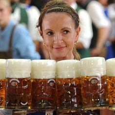 drink beer at Oktoberfest Festivals, Octoberfest Party, Beer Girl, German Beer, Thing 1, Beer Tasting, Beer Festival, Best Beer, Guinness