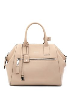 Marc Jacobs Large Incognito Colour: Cashew with Nickel