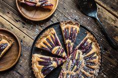 Plum Almond Tart   The Pastry Affair   Bloglovin'