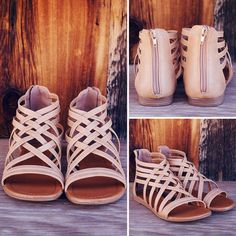 Always Gladiator Sandals