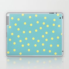 Buy Sunny Confetti Laptop & iPad Skin by unicornlette. Worldwide shipping available at Society6.com. Just one of millions of high quality products available.