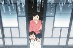 THE WOLF CHILDREN, AME & YUKI - Mamoru Hosoda