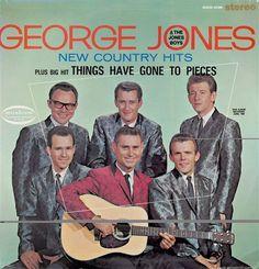 George Jones & the Jones Boys - New Country Hits
