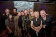 Bravo! The Mekons Finale with host Peter Exley! Photography: courtesy of Michael Jackson