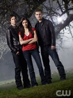 The Vampire Diaries- Season 1