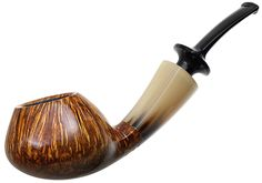 Smokingpipes is your one stop shop for Scott Klein Smooth Bent Brandy with Horn Tobacco Pipes and all your tobacco smoking needs. From new tobacco pipes and estate tobacco pipes to tin pipe tobacco and bulk pipe tobacco, we have everything you need Tobacco Smoking, Tobacco Pipes, Smoking Pipes, Briar Pipe, Pipes And Cigars, Horns, Craftsman, Cool Designs, Alcohol