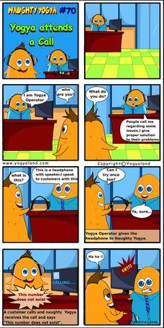Daily Comics for Kids @ www.yogyaland.com Funny Comics For Kids